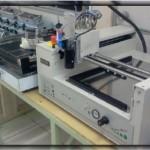 DD500 para aplicação de pasta de solda para componentes SMD
